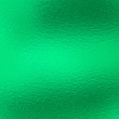 canvas print picture - Green foil texture background