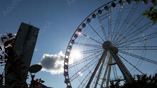 Photo  Manchester Ferris Wheel
