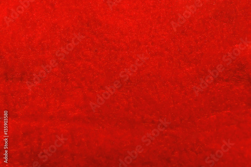 Tuinposter Stof velvet fabric texture, red, for backgrounds