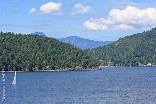 Photo  Coast of British Columbia