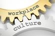 Leinwanddruck Bild Workplace culture