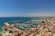 Vista aéra de Alicante