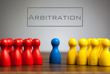 Arbitration Concept With Pawn ...