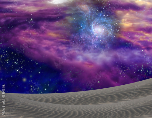 Foto op Aluminium Snoeien Sands of Erudin Some elements provided courtesy of NASA