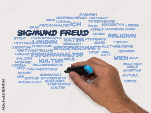 Sigmund Freud Buy This Stock Illustration And Explore
