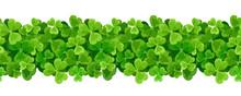 St. Patrick's Day Vector Horiz...
