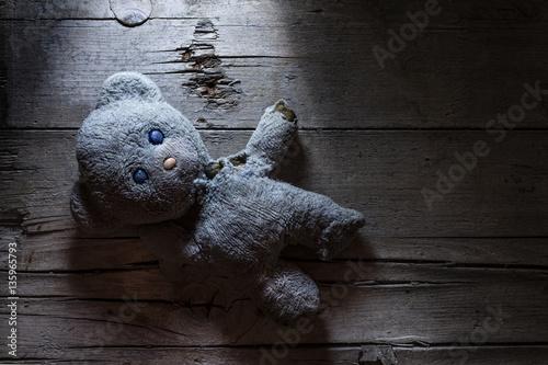 Fotografía  Enfance en détresse