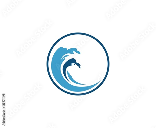 waves logo buy this stock vector and explore similar vectors at rh stock adobe com