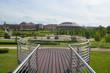 Panorámica desde un mirador en la ciudad de Logroño