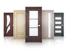 Row Five Doors