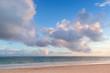 Atlantic ocean coast. Landscape