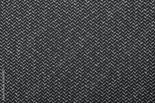 Photo  herringbone fabric pattern texture background closeup