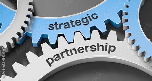 Carta da parati  strategic partnership