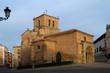 Romanesque church of San Juan in Soria, Castilla y Leon, Spain