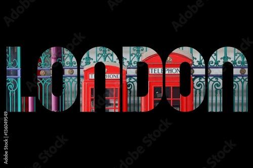londynska-pocztowka-napis-london-w-srodku-ze-zdjeciem-budek-telefonicznych