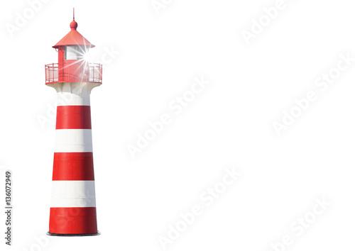 Fototapeten Leuchtturm Leuchtturm