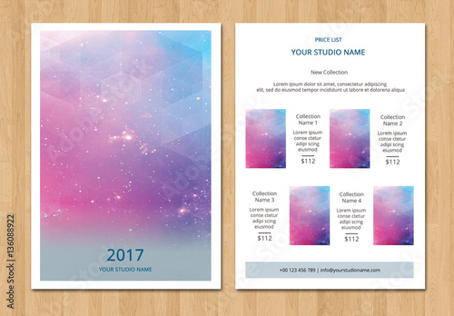 Grid Style Photography Flyer Layout Buy This Stock Template And - Buy flyer templates