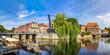 canvas print picture - Lüneburg