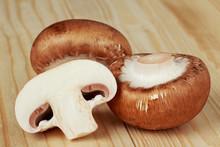 The Raw Royal Mushrooms