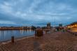 Old Port in La Rochelle, France