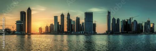 Photo  Business bay of Dubai, UAE