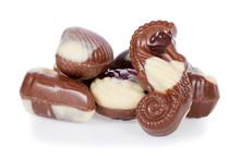 Belgian Bonbons Shaped As Seas...