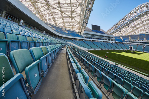 Cadres-photo bureau Stade de football Stadium