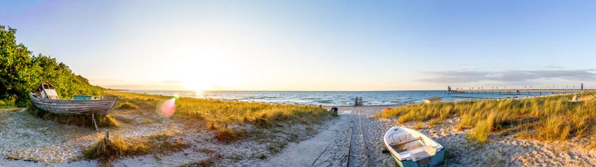 Zingst, Ostsee, Strand