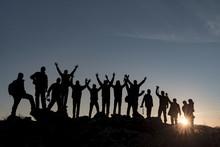 Başarılı Ve Güçlü Insanlar Topluluğu