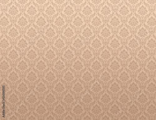 brown-adamaszka-wzoru-tlo
