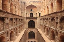 Agrasen Ki Baoli (Step Well), Ancient Construction, New Delhi, I