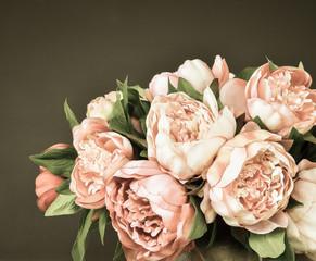FototapetaPeony flowers