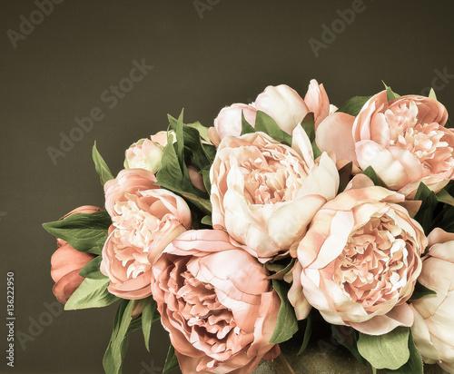 Peony flowers - 136222950
