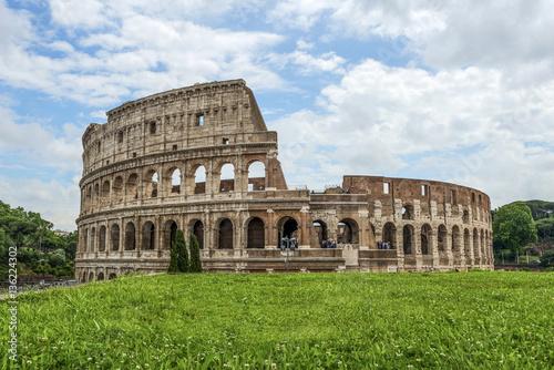 Colosseum (Coliseum) in Rome, Italy Wallpaper Mural