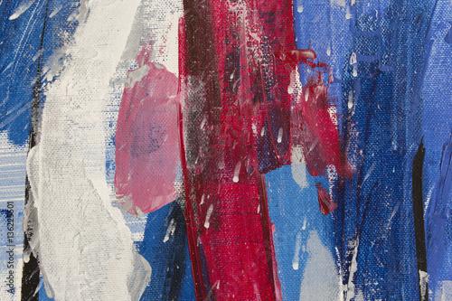 zblizenie-na-abstrakcyjny-obraz-bordowe-i-niebieskie-chlodne-barwy