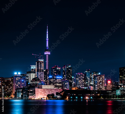 Obrazy Toronto  toronto-skyline
