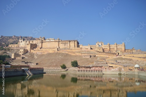 Papiers peints Fortification Amer Fort