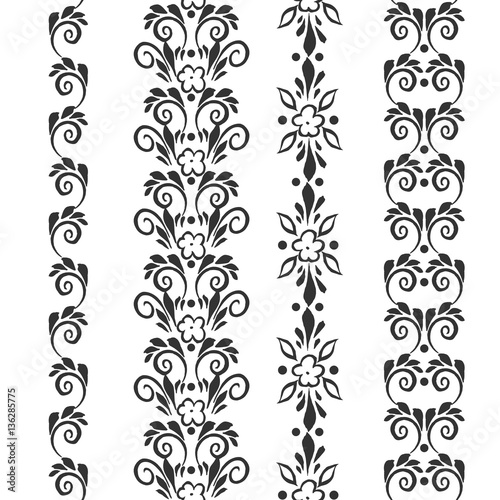 zestaw-recznie-rysowane-bez-szwu-kwiatowy-granic-dla-projektu-drukowania-haft