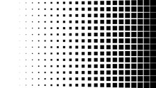Halftone Pattern Background, S...