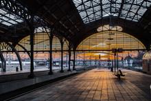 Lübecker Hauptbahnhof In Der ...