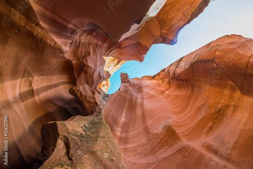 Photo  Antelope Canyon