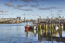Newhaven Harbour - West Quay W...
