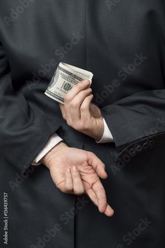 Obraz na plátne Fraud