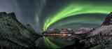 Fototapeta Na ścianę - Polarlicht