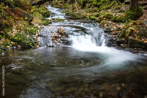 Printed kitchen splashbacks River Waterfall