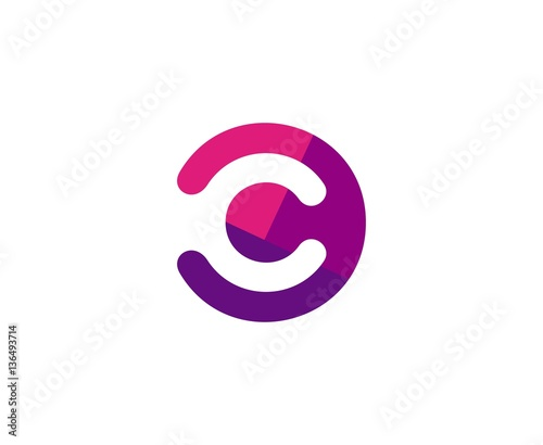 C logo letter