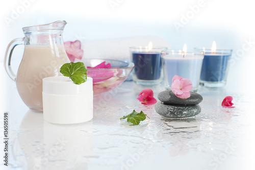 Fotografie, Obraz  items for spa