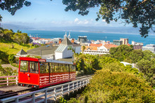 Wellington Cable Car, New Zeal...