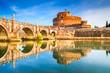 Rome, Italy - Basilica of Santa Maria Degli Angeli E Dei Martiri