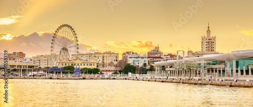 The Marine of Malaga